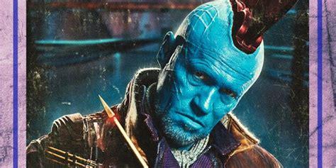 Marvel Guardian Of The Galaxy Yondu did guardians 2 do yondu justice screen rant