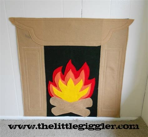 How To Make A Fireplace Out Of Paper - 1000 ideas about cardboard fireplace on