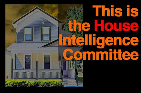 house intelligence committee i am bossy