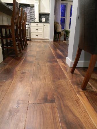 Wide Plank Flooring Wide Plank Walnut Flooring
