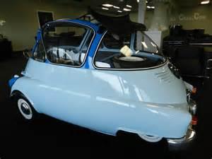 iso isetta micro car  sale  technical