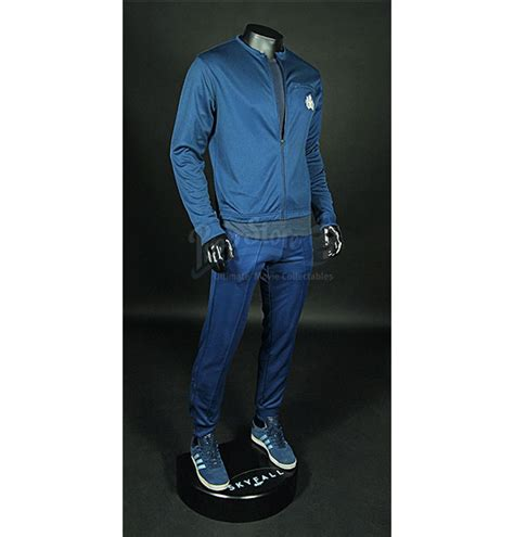 Adidas Bond 007 bond s tracksuit prop store ultimate