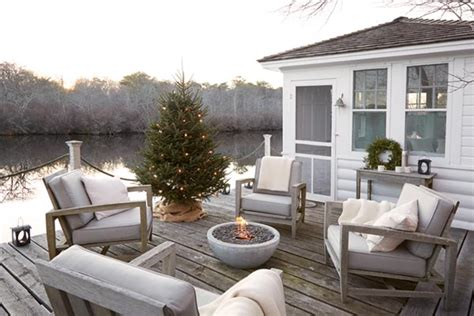 behind the boat house refresh your home with winter white
