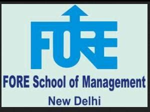 Part Time Mba Courses New Delhi Delhi admissions open for part time mba course offered by fore
