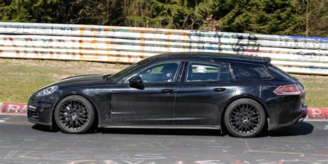 porsche panamera wagon the porsche panamera wagon testing at the nurburgring