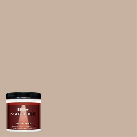 home depot marquee exterior paint colors behr marquee 8 oz mq2 32 mink interior exterior