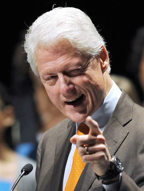 bill clinton s full name bill clinton sort of on twitter the hollywood gossip