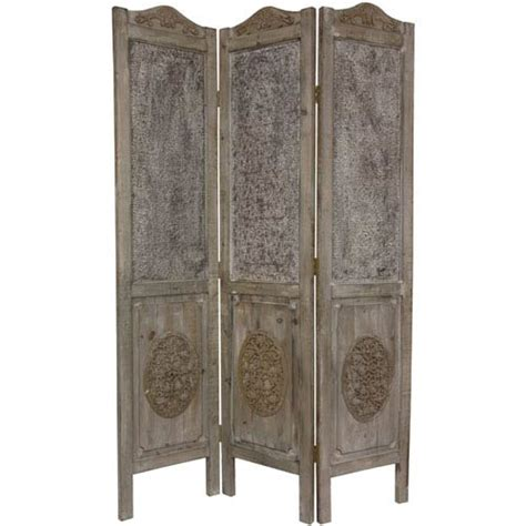 vintage room divider bellacor