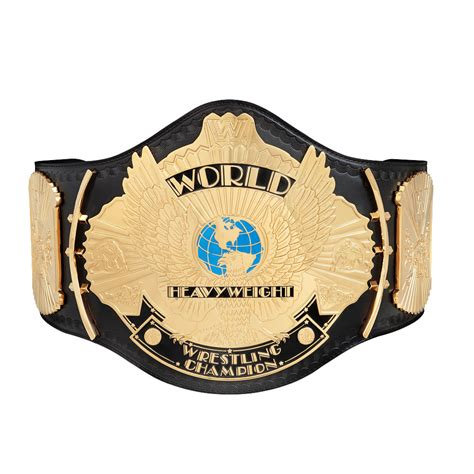 wwe replica winged eagle championship title belt wwe us