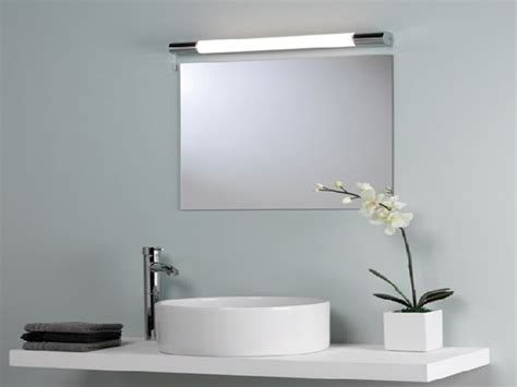 Bathroom Mirror Lighting with Impressive Bathroom Mirror Ideas