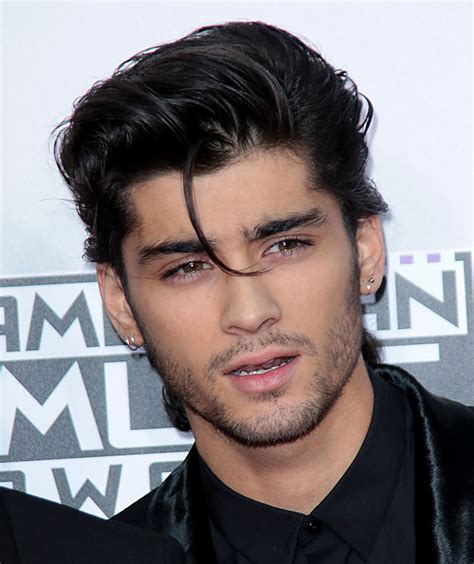 hollywood stars zayn malik new beautiful hairstyle 2013 zayn malik leaves one direction remembering top 5 hair