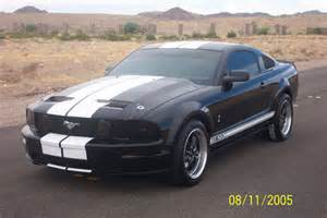 Black Mustang With White Stripes Gallery For Gt Black Mustang With White Stripes