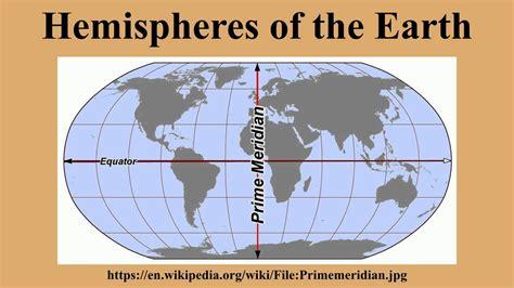 hemispheres   earth youtube