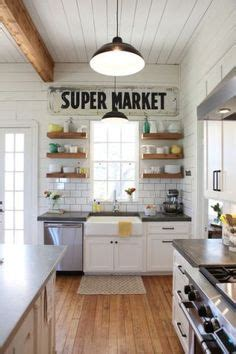 chip and joanna gaines farmhouse tour 1000 ideas about fixer upper kitchen on pinterest fixer
