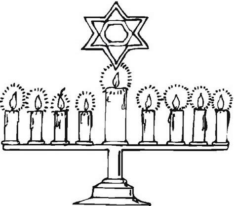 hanukkah menorah coloring page hanukkah star of david coloring pages family holiday