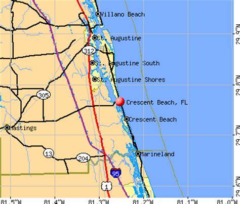 crescent florida map crescent florida fl 32086 profile population