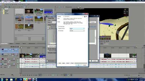 format video sony vegas sony vegas pro 11 render formats
