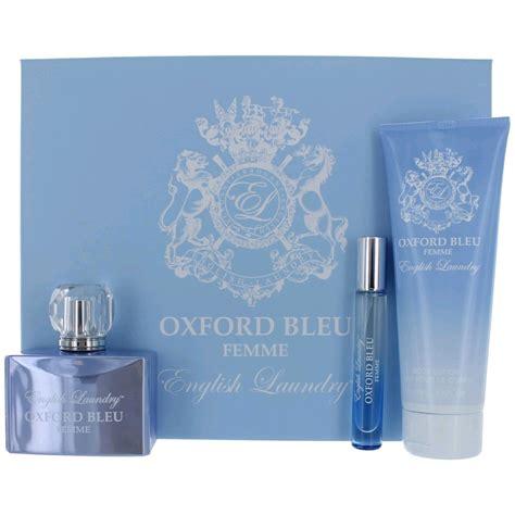 Parfume Laundry 3 oxford bleu femme perfume by laundry 3 gift