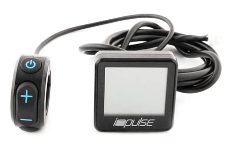 E Bike Impulse by Impulse E Bike Lcd Compact Display Offroad