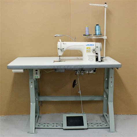 Table For Sewing Machine by Juki Ddl 8700 High Speed Single Needle Lockstitch