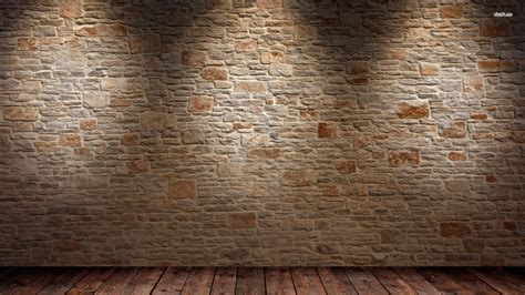 brick wall and wood floor wallpaper abstract wallpapers