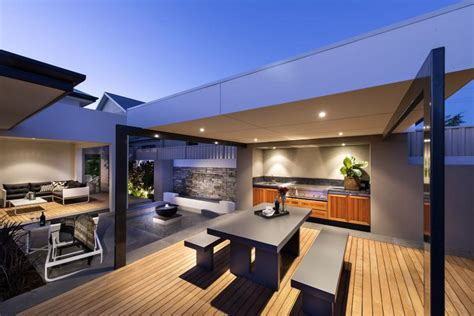home entertaining sentosa display home outdoor entertaining photo apg