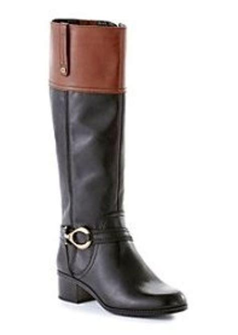 bandolino boots bandolino bandolino 174 quot quot buckled knee high boots