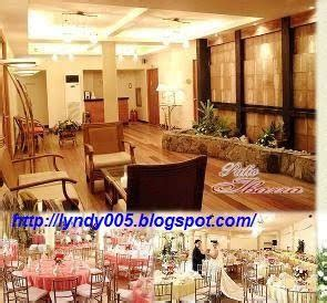 Patio Ibarra Quezon Ave lovely s page wedding venues in quezon city and metro manila