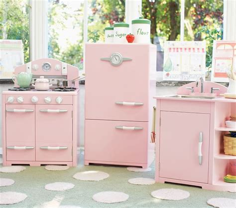 pink retro kitchen collection kidkraft vintage kitchen kitchenjpg screen shot at pm