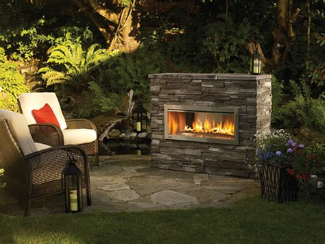 Gas Outdoor Fireplaces Pits Custom Outdoor Gas Firepits Milford Ct The Cozy