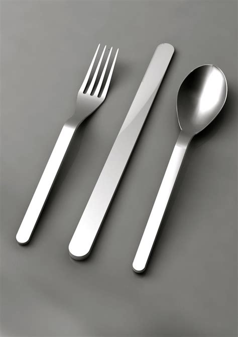 minimalist flatware 1000 images about couverts on pinterest katana design
