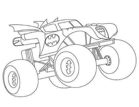 bigfoot monster truck coloring pages 81 monster truck coloring pages bigfoot monster