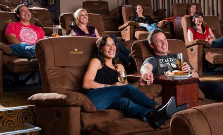 Or Event Cinemas Gold Class Package For Two Grabone