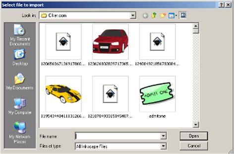 design flyer gimp flyer tutor graphic design blog how to insert an image in