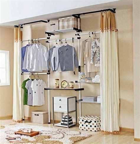 Dressing Room Curtains Designs Wardrobe With Curtain Dressing Room In A Tiny Apartment Products I Tiny