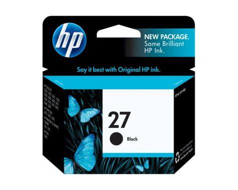 Hp Deskjet 3520 Black Ink Cartridge 220 Pages Quikship