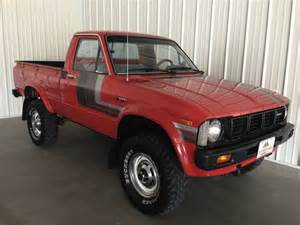 Wheels Truck 1980 38k Mile 1980 Toyota Up Bring A Trailer