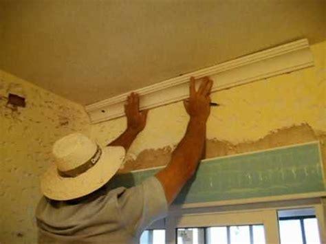 apliques homecenter marcado de l 237 neas en techo 2 c 243 mo colocar molduras de