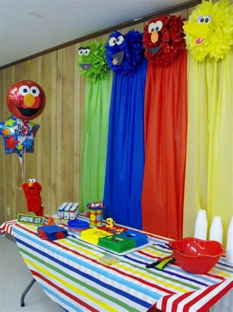 Sesame Decorations by Best 25 Sesame Decorations Ideas On