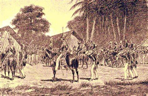 biografi perang diponegoro babad iii wirasaba mataram islamsejarah lokal karsidenan