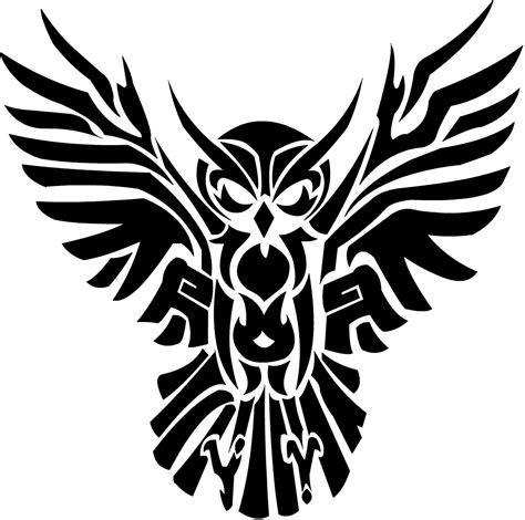 tribal owl tattoo 30 tribal owl tattoos ideas