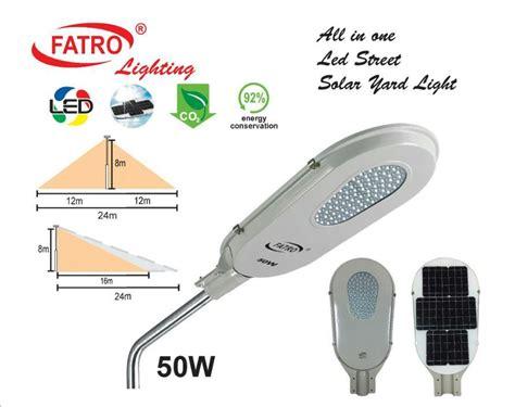 Jual Lu Neon Emergency jual lu jalan allin1 fatro 50 watt murah mentari