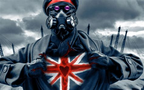 romantically apocalyptic gas mask drawing zee captain