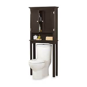 space saver bathroom cabinets fairmont free standing space saver cabinet in espresso