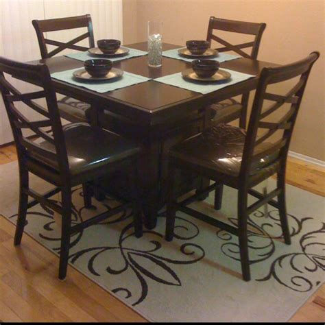 Rug Kitchen Table by Eat In Kitchen Table Walmart Rug Hanford