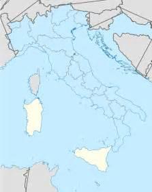 location italie carte