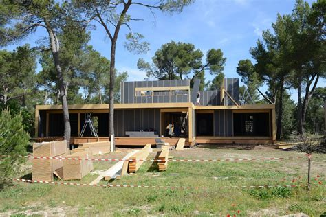 pop up house 410m 178 office in aix en provence popup house