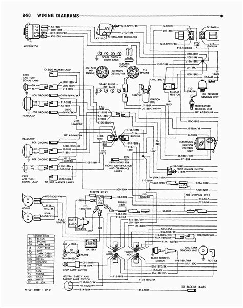 dave s place 73 dodge class a chassis wiring diagram