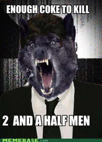 Mad Wolf Meme - c est vendredi c est le bordel de charlie 59 apr 232 s