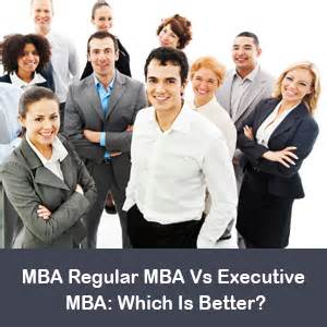 Executive Mba Versus Mba page 29 mba 2016 2017 notification study material